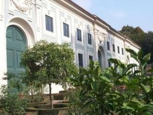 Limonaia Villa de Medici Boboli Tuinen