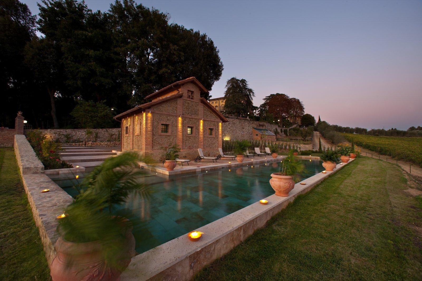 Villa di Monaciano Siena